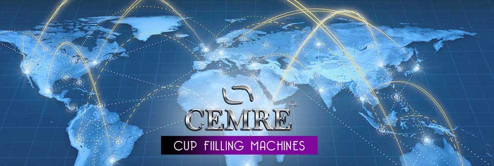 Cemre Cup Filling Machine