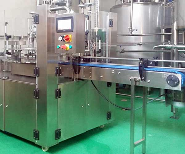 Yogurt Bottle Filling Sealing Machinery